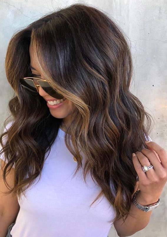 Best Ever Highligts Of Balayage Hair Colors for 2019