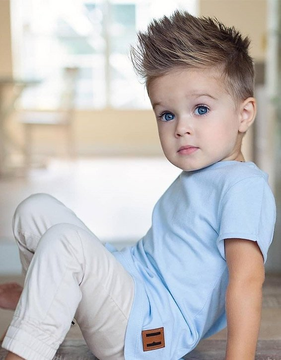 Astounding Edgy Look Of Kids Boys Hairstyles For The Year Of 2019 Stylezco Schematic Wiring Diagrams Amerangerunnerswayorg