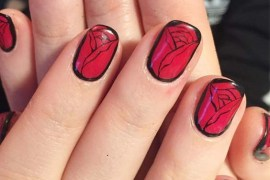 Unique Patterns Of Nails Designs in Year 2019