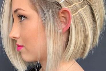 Incredible Short Bob Haircuts for Women in 2019