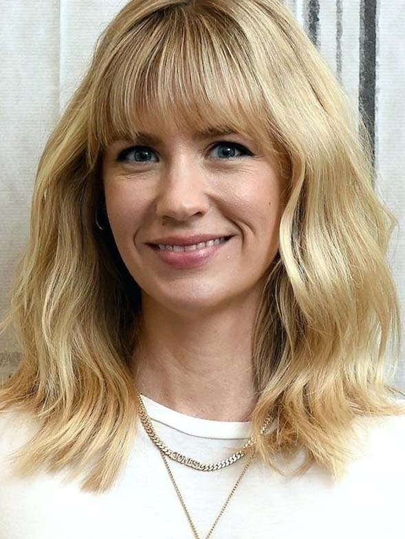 Medium Length Haircuts with Bangs for Women 2019