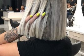 Gorgeous Blonde Hair Colors for Short Hair