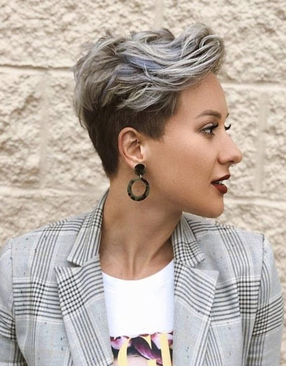 short hairstyles 2020 female