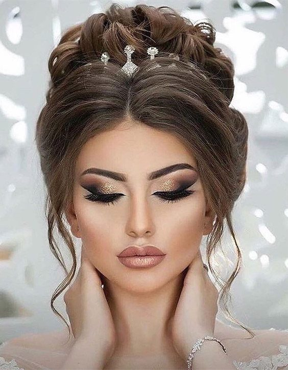 Awesome Makeup Style for Wedding Day for 2020