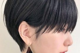 Fresh Short Haircuts & Style for Girls In 2020