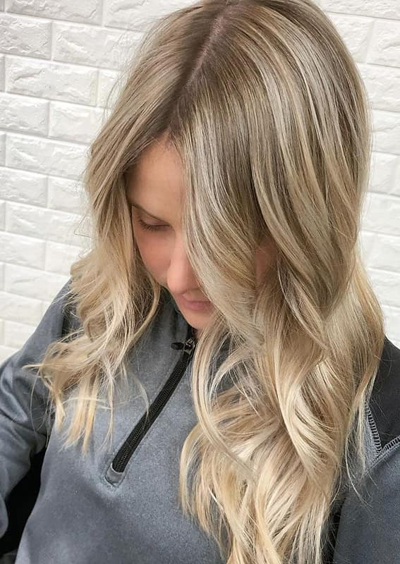 Best Vanilla Blonde Hair Colors to Wear in Year 2020