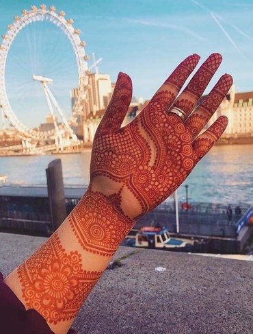 Cutest Henna Arts and Designs to Show Off in 2020