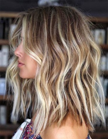Fresh Brown Hair with Blonde Highlights for 2020
