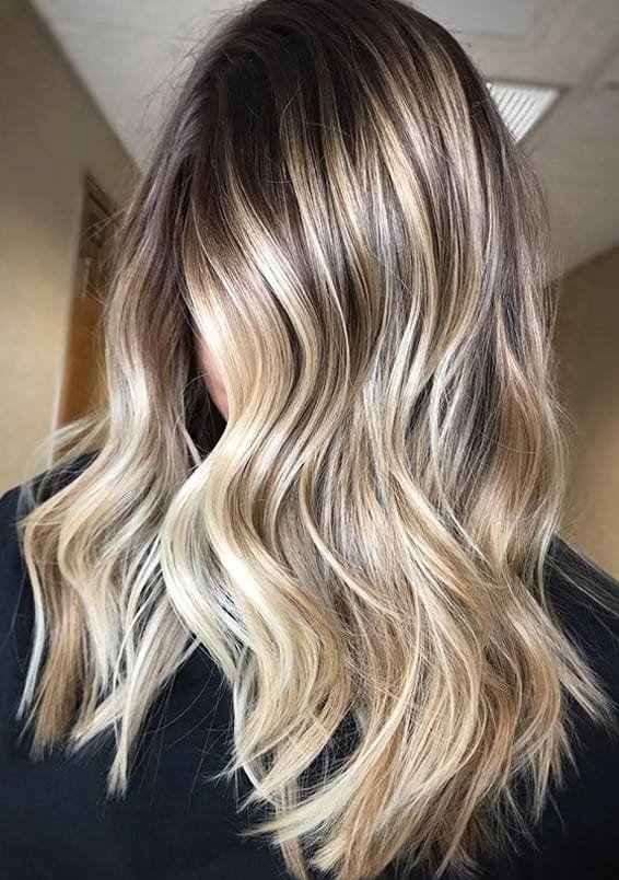 Perfect Bronde Hair Color Shades to Follow in 2020