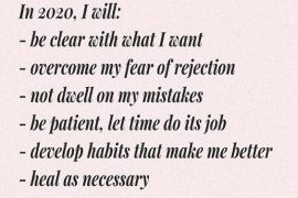 Try to Have a Meaning ful Life - Motivational Quotes for 2020