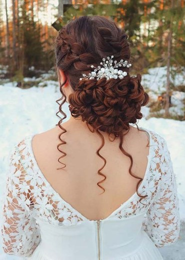 Braided Updo Hairstyles for Women to Sport in 2020