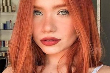 Best Medium to Long Red Haircuts for Women in 2020