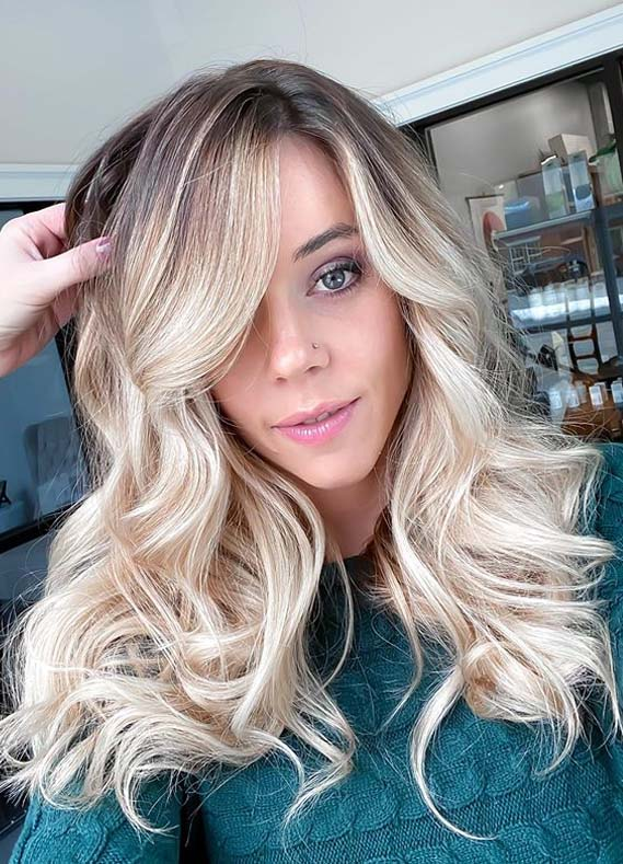 Perfection Of Balayage Hair Colors for Long Hair to Try in 2020