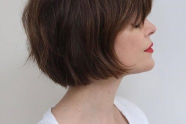 Modern Ideas of Short Hair for Teenage Girls