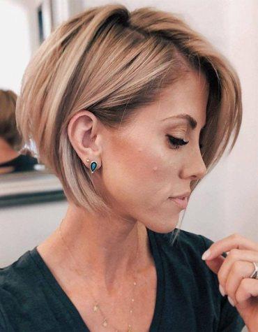 Stylish Short Hair Looks for Modern Girls In 2020