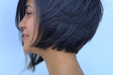 Brilliant Style of Short Bob Haircuts In 2020