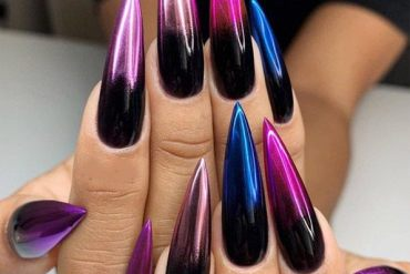 Ideal & Fresh Manicure Ideas for Long Nails