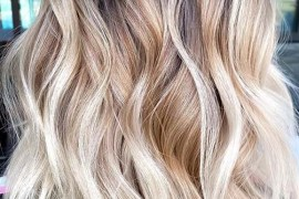 Fresh Balayage Shades with Dark Roots You Must Try in 2020
