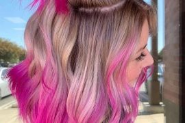 Hottest Ideas of Pink Hair Color to Copy Right Now