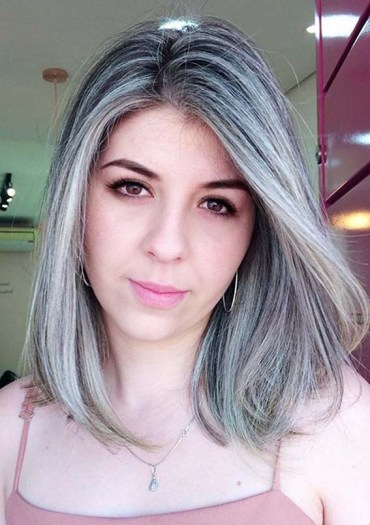 Lovely Ideas Of Mid Length Haircuts for Women 2020
