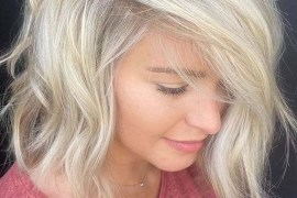 Beautiful foilayage highlights and Color Ideas for 2020