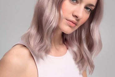 Fresh metalli lavender hair color trends to Copy in 2020