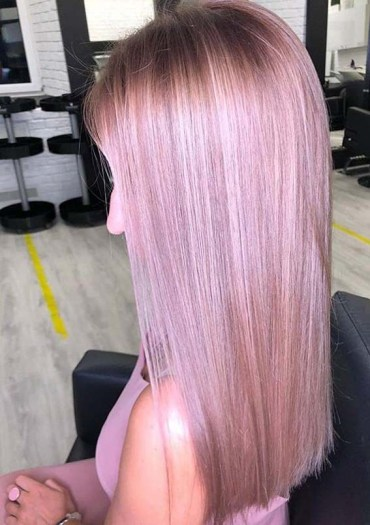 Gorgeous Pink Hair Color Ideas and Hairstyles for Women 2020