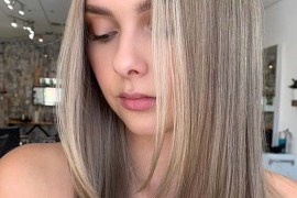 Latest Medium to Long Sleek Hairstyles for Ladies in 2020