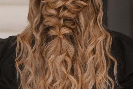 Best Half Up Wedding Hairstyles Trends