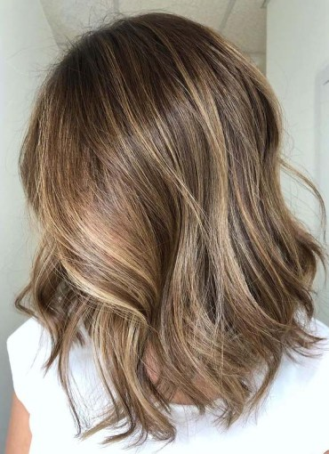 Gorgeous Bronde Hair Colors and Hairstyles