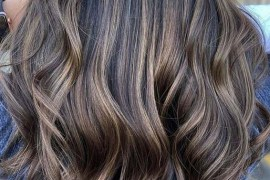 Modern Balaayge Hair Color Trends for Ladies