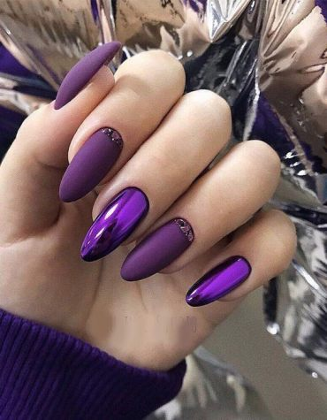 Most Edgy Nail Style and Fresh Look for 2021