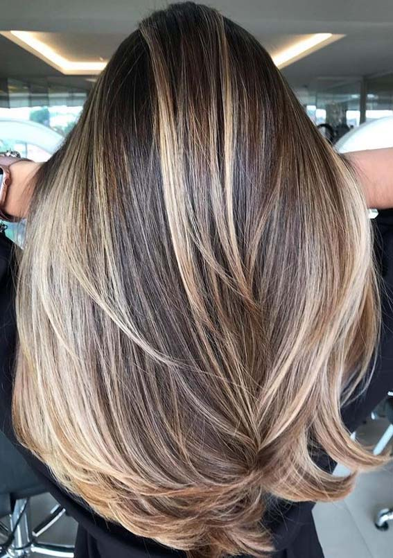 Adorable Balayage Hair Color Ideas to Follow
