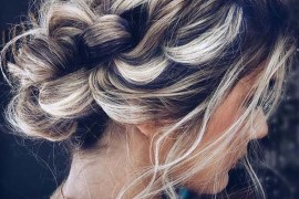 Creative Ideas Of Crown Braids for Girls
