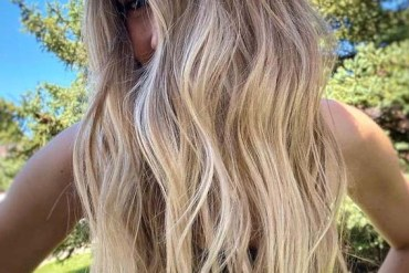 Lovely Shades Of Balayage Hair Colors for Long Hair