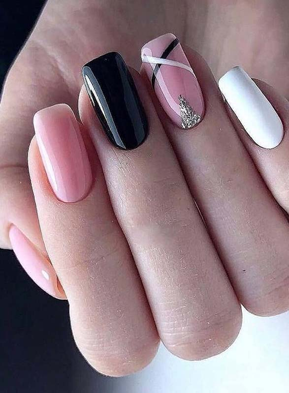 Stunning Nail Arts Designs for Women to Follow