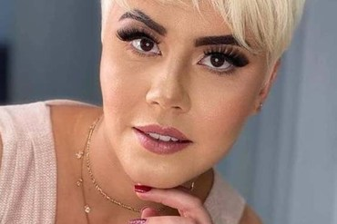 Latest Platinum Blonde Pixie Haircuts to Create