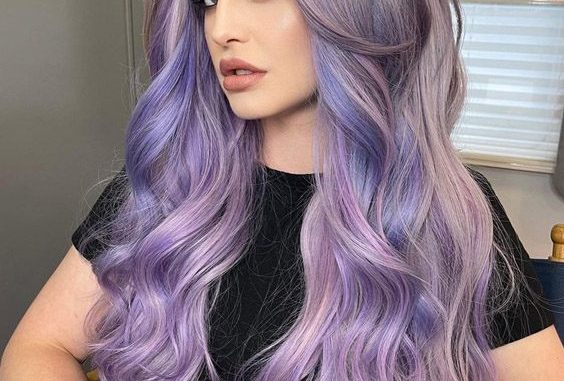Fresh Hair Highlights & Style for Modern Year of 2021