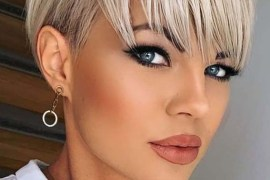 Gorgeous Pixie Haircuts with Bangs for Short Hair to Show Off