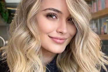 Gorgeous baby blonde Hair Color Trends