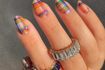 Modern Nail Art Ideas & Designs In 2021