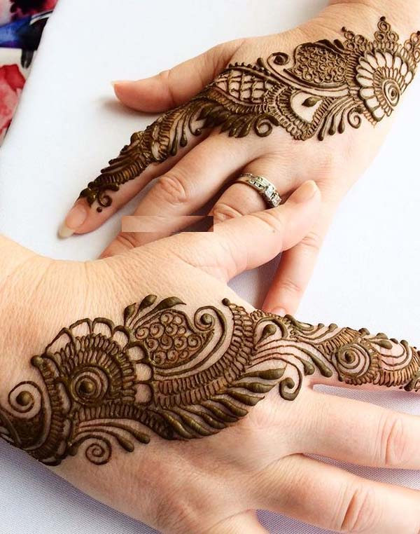 Gorgeous Henna Designs and Arts