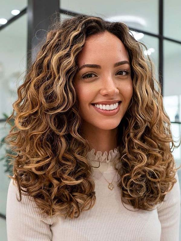 Obsessed Curly Haircuts for Bold Look