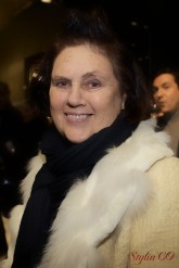 Suzy Menkes - fashion reporter & editor for the International Herald Tribune