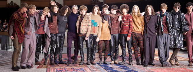 Paul Smith Hommes AH 2014/2015