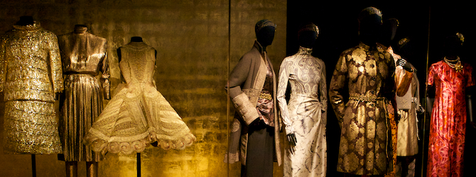 Dries Van Noten Inspirations Exposition