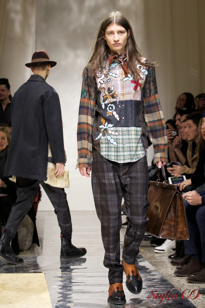 Le Far West – Antonio Marras Hommes AH 2016/2017
