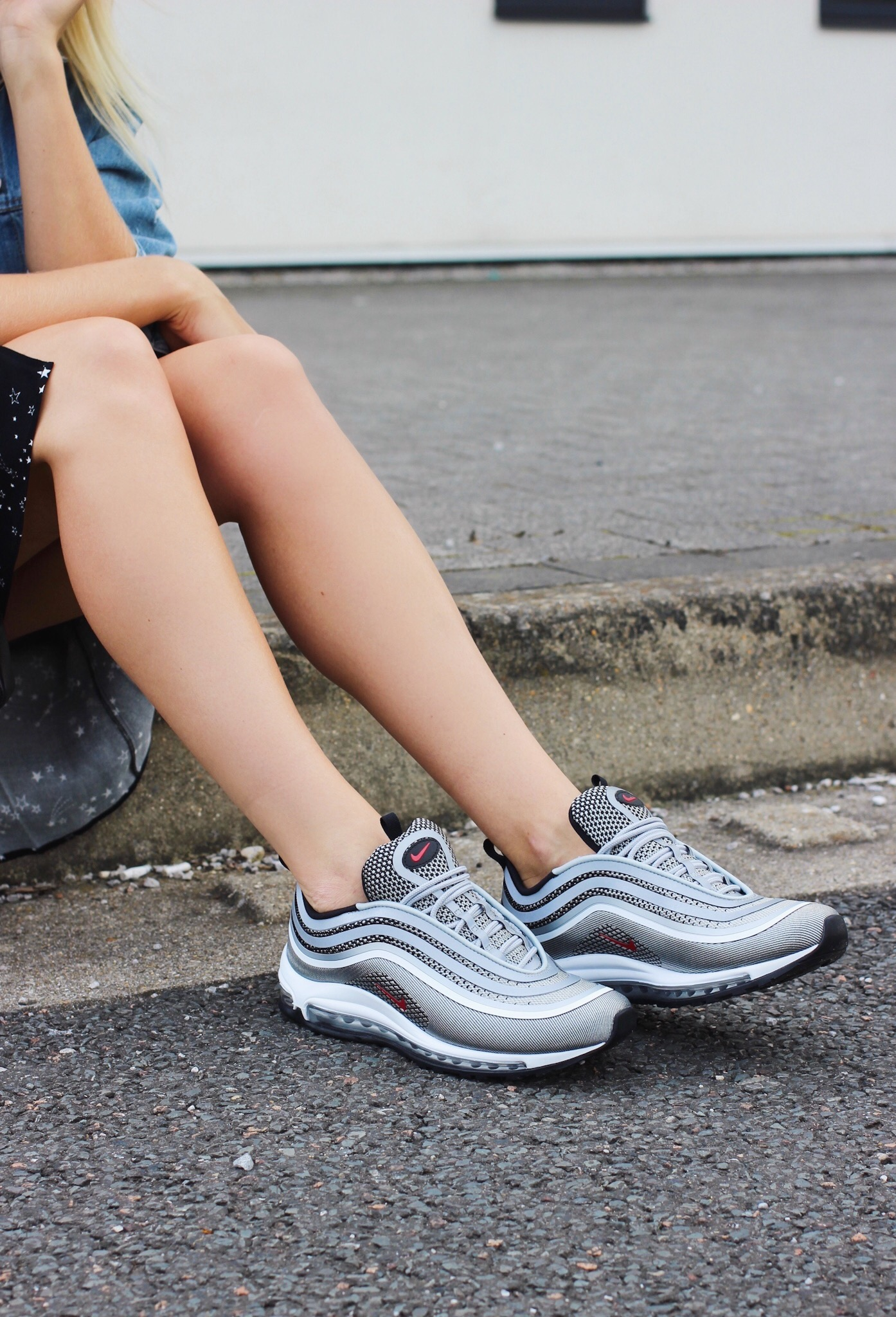 quality design 5848b 9ade6 Nike Air Max 97 Womens Street Style Silver Bullet — High ...
