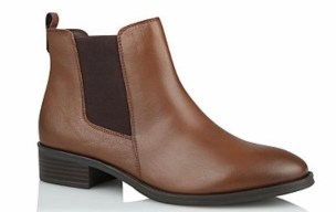 George @ Asda Brown Chelsea Boots