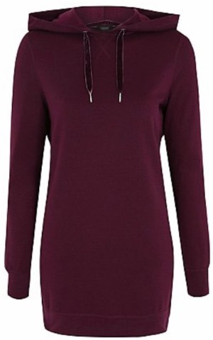 George @ Asda Plum Sweatshirt